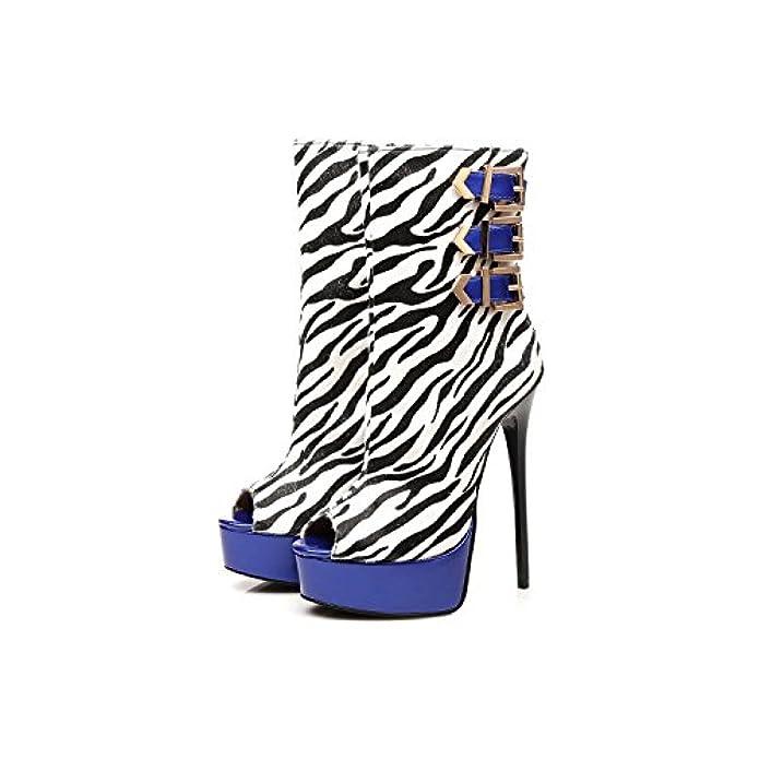Giaro Sandali Donna Multicolore Zebra