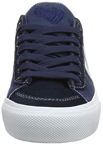 Gola Ii Ew Donna Sneaker Quota navy white Blue Br0xBq