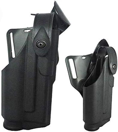 NO LOGO L-Yune, For Airsoft Glock Pistol 17 19 22 23 31 32 Funda de cinturón Funda de Linterna Táctica Luz de Soporte Funda de Glock