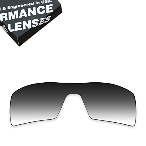 ToughAsNails Polarized Lens Replacement for Oakley Oil Rig Sunglass - More (Oil Rig)