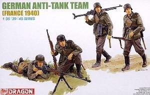 1/35 German Anti-Tank Team by Dragon Models USA