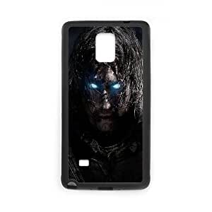 Middle earth Shadow Of Mordor Samsung Galaxy Note 4 Cell Phone Case Black Classical