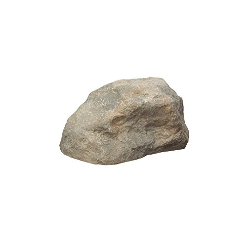 Outdoor Essentials Faux Rock,  Tan,  Small (Rock Simulated)