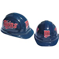 Minnesota Twins Hard Hat, Sports Hard Hats, MLB Hard Hats, Cheap Hard Hats, Amazon Hard Hats