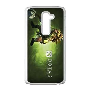 BRISTLEBACK LG G2 Cell Phone Case White Phone Accessories LK_824568