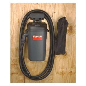 Dayton Hang-Up Wet/Dry Vacuum, 5.5 HP, 5 gal, 120V by Dayton