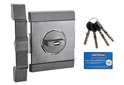 Juego de bloqueo de puerta de alta seguridad empaquetadores ...