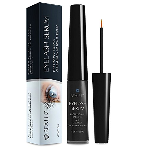 f5422d0984f Eyelash Growth Serum & Eyebrow Enhancer Primer for Longer Thicker Healthier  Lash & Brow (3ML