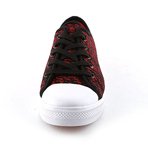 Black Red Casual Low Flyknit Frames Mens Idea Womens Breathable Kids Top Sneakers pP4vfxqa6