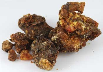 AzureGreen Home Fragrance Incense Granular Resin Opopanax Sweet Myrrh Create Calming 1 Lb