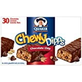 Quaker Chewy® Dipps® Chocolate Chip Granola Bars -30 COunt Review