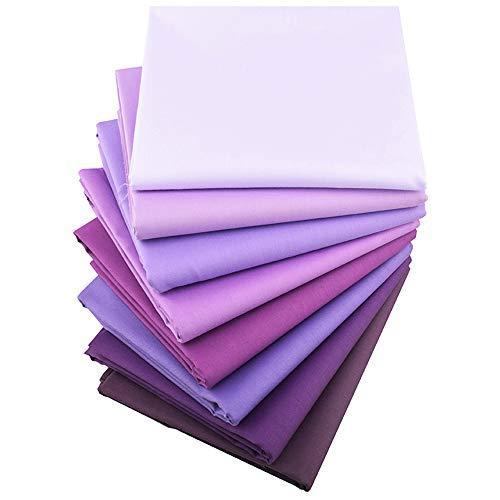 quilt fabric purple - 1