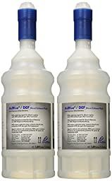 AD BLUE Diesel Emissions Fluid for SCR Code TWO 1/2 gallons (2010-2013)