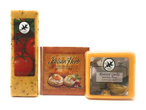 Italian Style Gourmet Cheese Pack, 3 Assorted