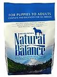 Natural Balance Ultra Premium Dry Dog Food Original Ultra 15 lbs, My Pet Supplies