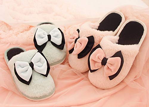 Cotton Blue Slipper House Cute Indoor Bedroom Slippers Womens dR07qfw7