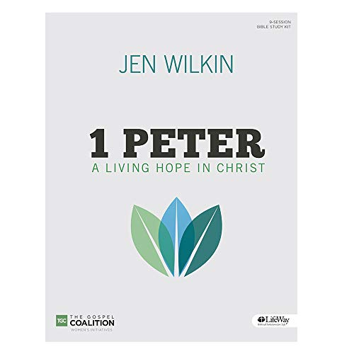 1 Peter: A Living Hope in Christ - Leader Kit (The Passion Of The Christ In The Bible)