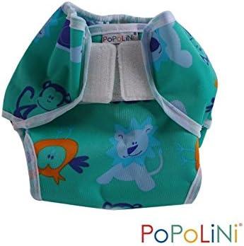 S POPOLINI 3-6 kg Culotte de protection PopoWrap Safari