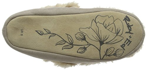 Ruby & Ed Damen Natural Sheepy Cobi Sneaker Beige (Natur)