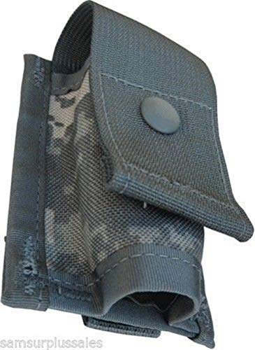 AirSoft Single 40MM HE Grenade MOLLE PouchNEW in Package ACU