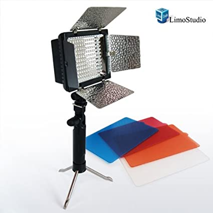 Amazon Limostudio Photo Video 212 Led Lighting Barndoor Light