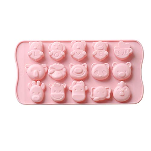 Maker Molds for Kitchen Bar Party Drinks with Variety Color