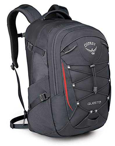 - Osprey Packs Questa Backpack - Pearl Grey, One Size