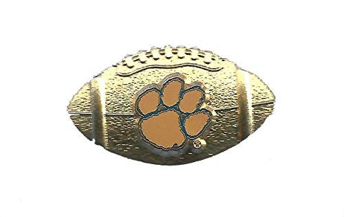 NCAA Clemson Tigers Football Logo Pin