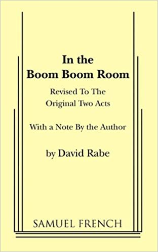 In The Boom Boom Room David Rabe 9780573606472 Amazon Books