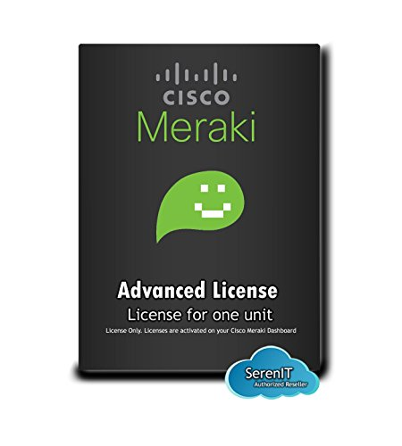MERAKI MX84 Advanced Security License and Support, 3 Year...