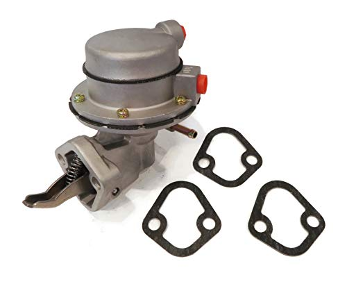 Chris Craft Yacht - The ROP Shop New Fuel Pump W/GASKETS for Mercury MerCruiser 861677T 818383T Mark V Engines