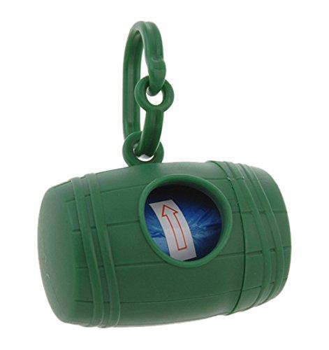 Porta Bolsas Higiénicas Perros (con 15 bolsas)
