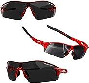 Kids summer boy girl Junior Sports WARP cycling Fashion Cool Sunglasses shades UV400 UVA UVB Category 3 protec