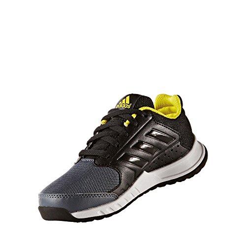 adidas Sportschuh, Groesse 31, schwarz