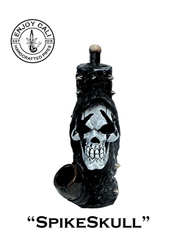 """Handmade Tobacco Pipe Art Collectible Smoke functional """"Spike"""" Collection"""