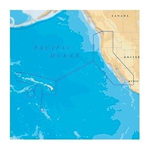 Navionics Platinum Plus 912pp Us West Coast Hawaii Electronics Map Sd Card