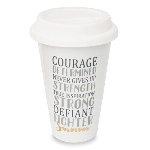 Survivor Decorative Travel Mug Lid