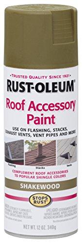 Rust Oleum 285225 Accessory Spray Shakewood