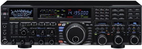 Yaesu FT-DX5000MP-Limited HF 50 MHz 200W Transceiver