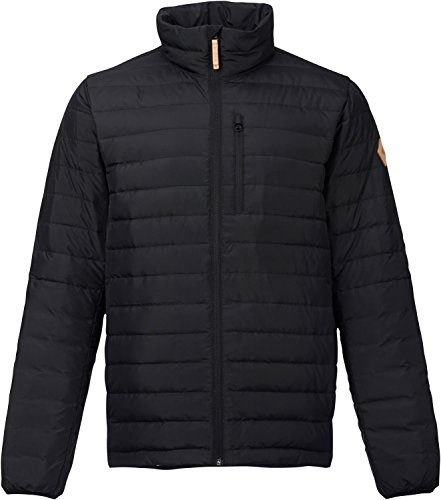 (Burton Evergreen Lightweight Insulator Jacket, True Black, Large)