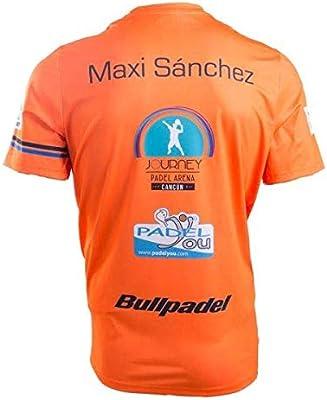 Camiseta BullPadel Trebu Maxi Sanchez (XL): Amazon.es: Deportes y ...