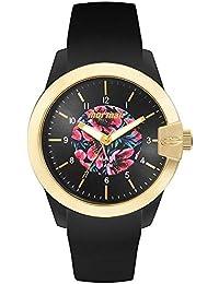 Relógio Feminino Mormaii Maui Floral - MO2036II/8P