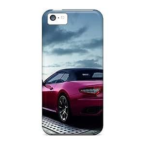 Iphone 5c Case Slim [ultra Fit] Maserati Grancabrio Sport Protective Case Cover