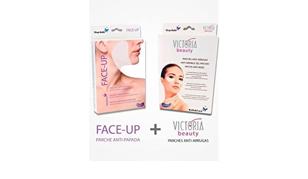 Belle&Care® - Pack parches facial Face-Up & Victoria Beauty ...