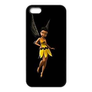 Tinker Bell and the Great Fairy Rescue iPhone 5 5s Cell Phone Case Black UI8319699