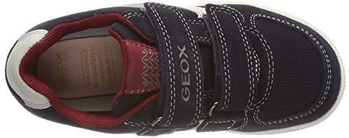 navy Azul Zapatillas red Jr C0735 Para Niños Vita Geox A wq0OYaqRx