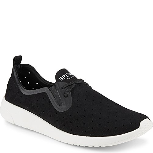 Sperry Womens Swell Emmy Perf Fashion Sneaker Black