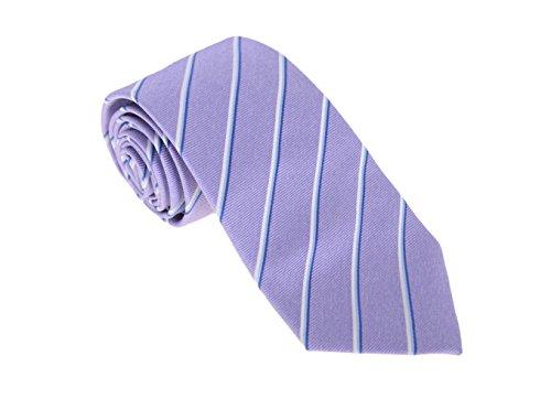 cesare-attolini-napoli-lavender-with-blue-white-stripes-handmade-silk-necktie