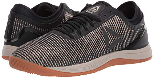 Reebok Men's CROSSFIT Nano 8.0 Flexweave Cross Trainer, Parchment/Sand Beige/Black Rubber Gum, 6.5 M US by Reebok (Image #6)