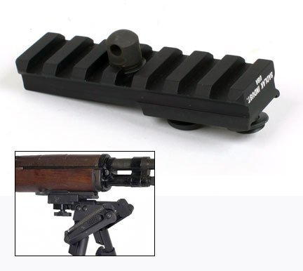 Sadlak Industries M14/M1A Light Duty Aluminum Front Rail with QD Stud
